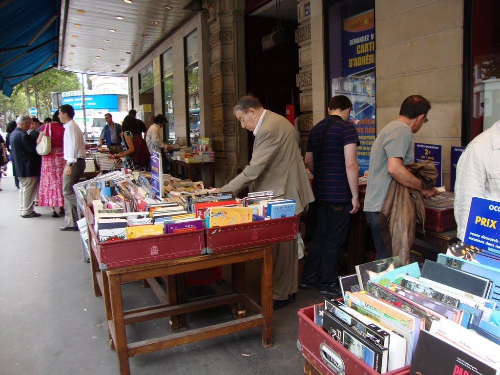 Una libreria a Parigi